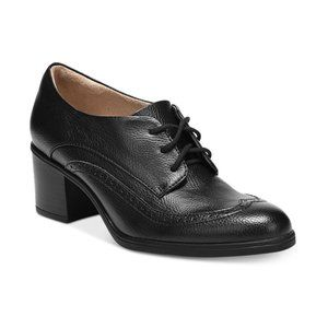 Naturalizer Black Lace Up Shoe